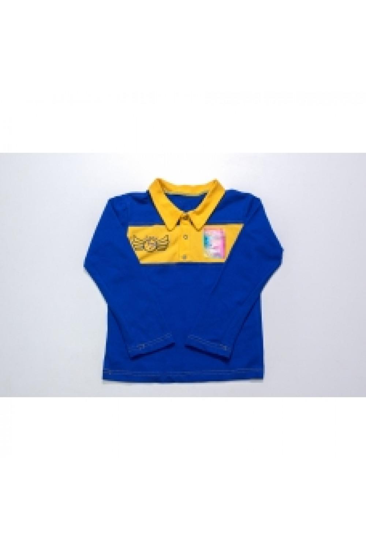 Рубашка для мальчика длинный рукав Лакост