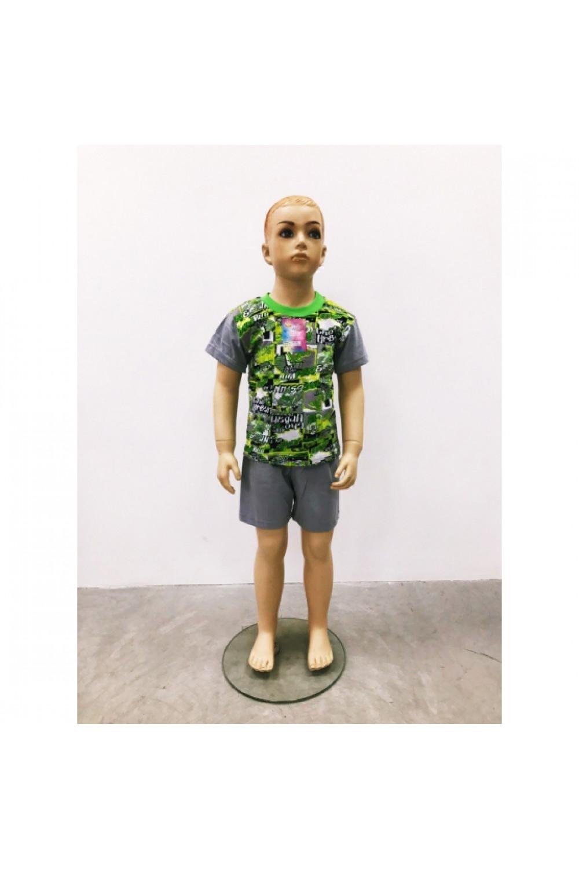 Костюм для мальчика кулирка