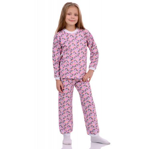 Пижама на манжетах футер