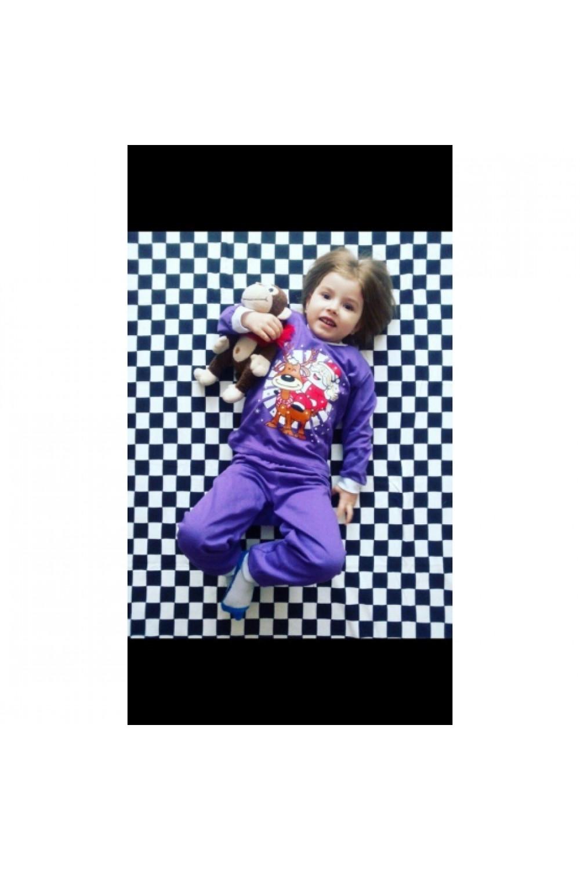 Детская пижама Принт кулирка