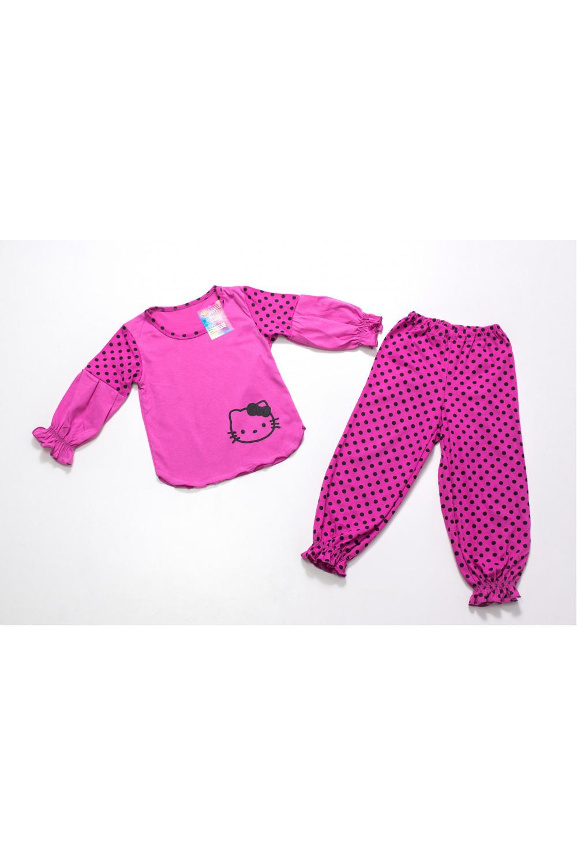 Пижама для девочек Китти