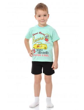 Детские футболки трикотажные оптом