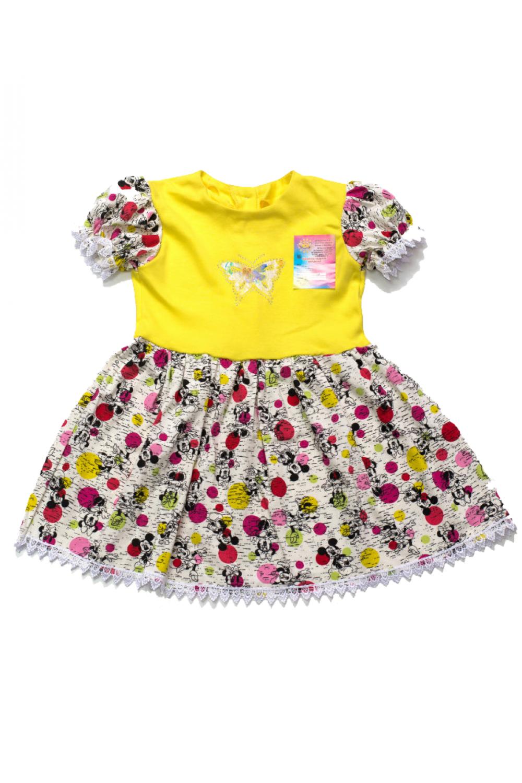 Детское платье Городки