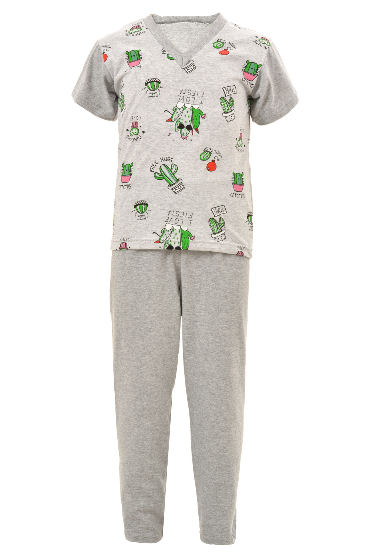 Костюм для мальчика (футболка+штаны)