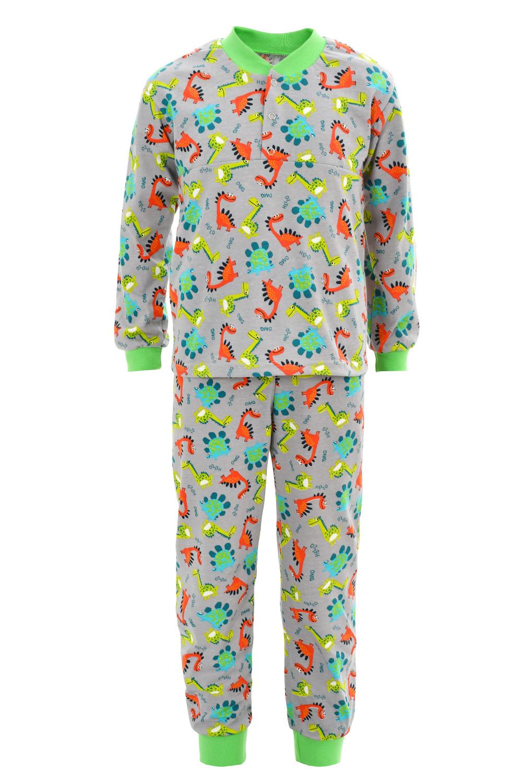Пижама кнопка кулир