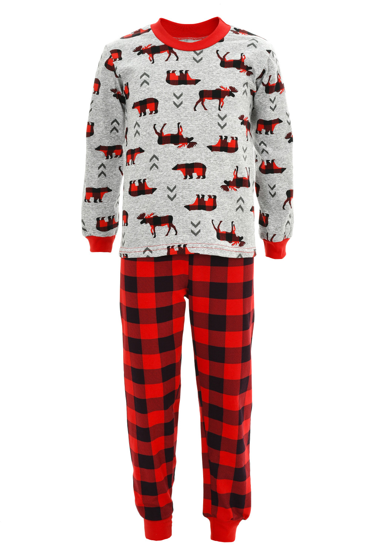 Пижама горло кулир