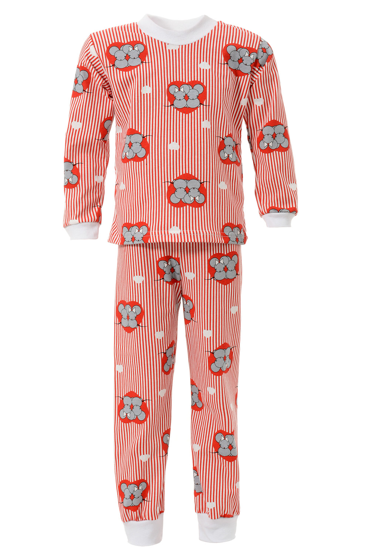 Пижама кулир горло
