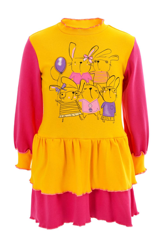 Платье 5 зайцев