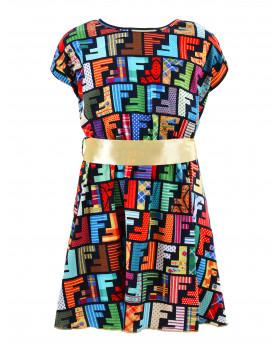 Платье Модница