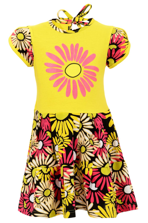 Платье для девочки Ромашка