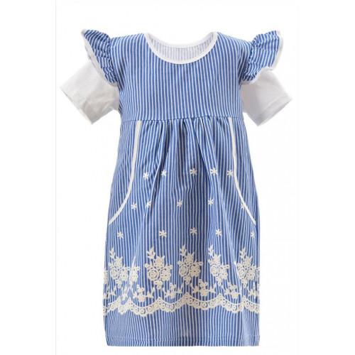 Платье Лада кулир