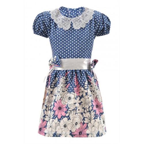 Платье Каролина кулир