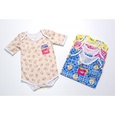 Боди для новорожденных оптом от производителя